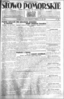 Słowo Pomorskie 1931.09.19 R.11 nr 216
