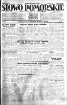 Słowo Pomorskie 1931.09.20 R.11 nr 217