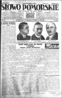 Słowo Pomorskie 1931.09.22 R.11 nr 218