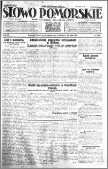 Słowo Pomorskie 1931.09.23 R.11 nr 219