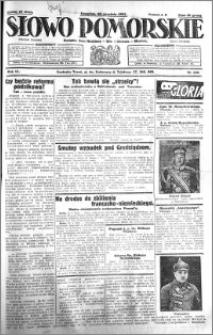 Słowo Pomorskie 1931.09.24 R.11 nr 220