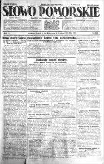 Słowo Pomorskie 1931.09.26 R.11 nr 222