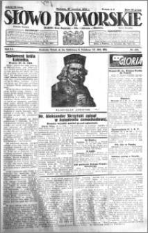 Słowo Pomorskie 1931.09.27 R.11 nr 223