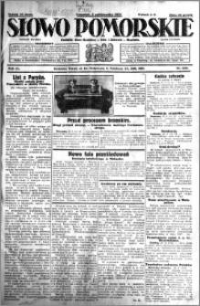 Słowo Pomorskie 1931.10.01 R.11 nr 226
