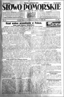 Słowo Pomorskie 1931.10.04 R.11 nr 229