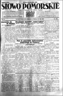 Słowo Pomorskie 1931.10.17 R.11 nr 240