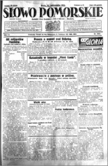 Słowo Pomorskie 1931.10.21 R.11 nr 243