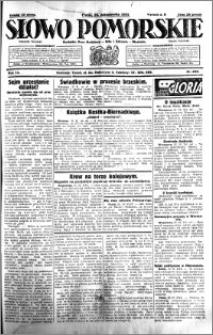 Słowo Pomorskie 1931.10.23 R.11 nr 245