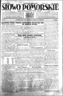 Słowo Pomorskie 1931.10.29 R.11 nr 250