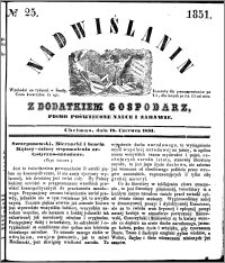 Nadwiślanin, 1851.06.18 R. 2 nr 25