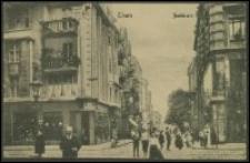 Toruń – ulica Łazienna