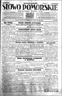 Słowo Pomorskie 1931.12.06 R.11 nr 283