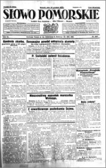 Słowo Pomorskie 1931.12.12 R.11 nr 287