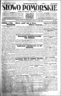 Słowo Pomorskie 1931.12.24 R.11 nr 297