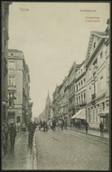 Toruń – ulica Szeroka