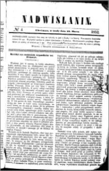 Nadwiślanin, 1852.03.10 R. 3 nr 4