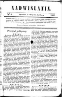 Nadwiślanin, 1852.03.27 R. 3 nr 9