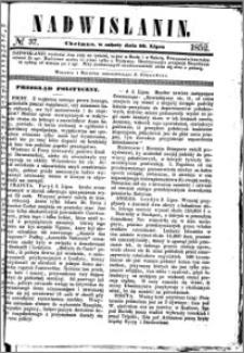 Nadwiślanin, 1852.07.10 R. 3 nr 37