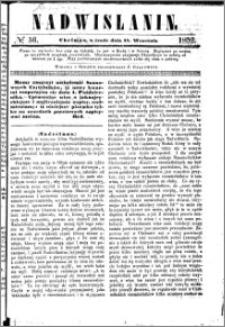 Nadwiślanin, 1852.09.15 R. 3 nr 56