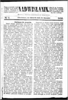 Nadwiślanin, 1853.01.11 R. 4 nr 3