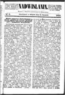 Nadwiślanin, 1853.01.21 R. 4 nr 6
