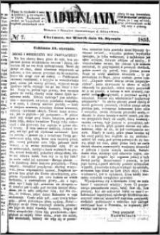 Nadwiślanin, 1853.01.25 R. 4 nr 7