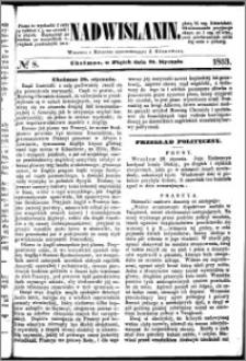 Nadwiślanin, 1853.01.28 R. 4 nr 8