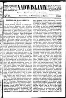 Nadwiślanin, 1853.03.04 R. 4 nr 18