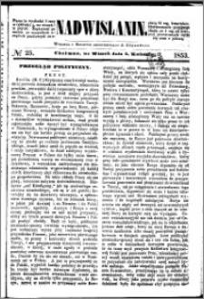 Nadwiślanin, 1853.04.05 R. 4 nr 25