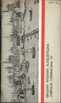 "Krajowa wystawa Filatelistyczna ""Torphilex Copernicana 73"" : Toruń, 27 V - 3 VI 1973 r."