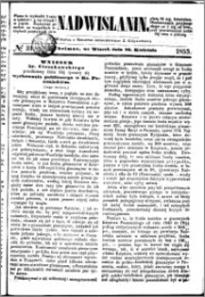 Nadwiślanin, 1853.04.26 R. 4 nr 31
