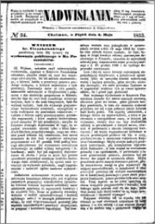 Nadwiślanin, 1853.05.06 R. 4 nr 34
