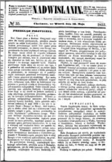 Nadwiślanin, 1853.05.10 R. 4 nr 35