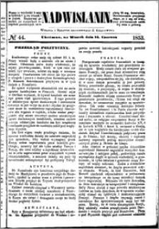 Nadwiślanin, 1853.06.14 R. 4 nr 44