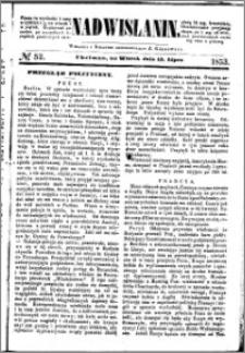 Nadwiślanin, 1853.07.12 R. 4 nr 52
