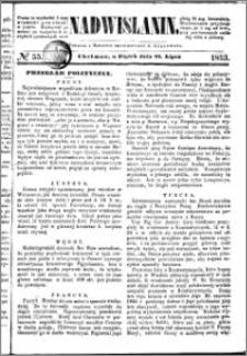 Nadwiślanin, 1853.07.22 R. 4 nr 55