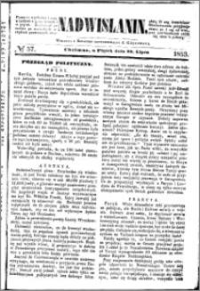 Nadwiślanin, 1853.07.29 R. 4 nr 57