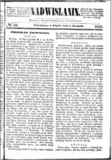 Nadwiślanin, 1853.08.05 R. 4 nr 59