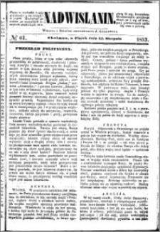 Nadwiślanin, 1853.08.12 R. 4 nr 61