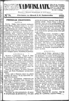 Nadwiślanin, 1853.10.11 R. 4 nr 78