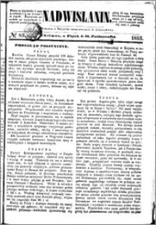 Nadwiślanin, 1853.10.28 R. 4 nr 83