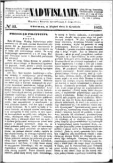 Nadwiślanin, 1853.12.02 R. 4 nr 93