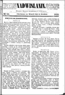 Nadwiślanin, 1853.12.06 R. 4 nr 94