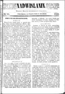 Nadwiślanin, 1853.12.09 R. 4 nr 95