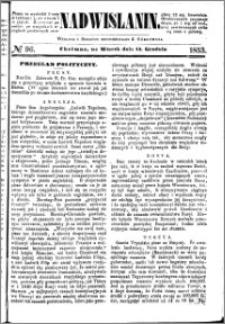 Nadwiślanin, 1853.12.13 R. 4 nr 96