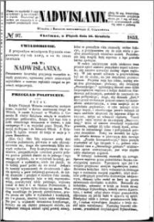 Nadwiślanin, 1853.12.16 R. 4 nr 97
