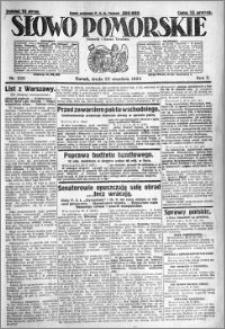 Słowo Pomorskie 1925.09.23 R.5 nr 220