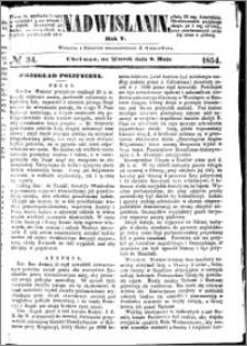 Nadwiślanin, 1854.05.02 R. 5 nr 34