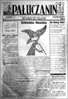 Pałuczanin 1928.01.01 nr 1