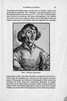 Nikolaus Kopernikus : (1473-1543)